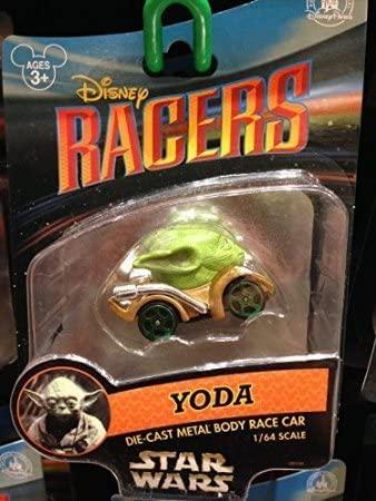 Dubblebla Disney Park Racer Star Wars Yoda Diecast Model Car Racers New