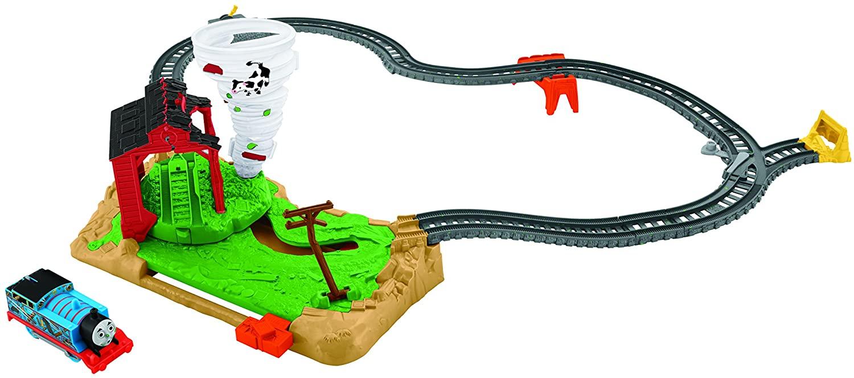 Fisher-Price Thomas & Friends TrackMaster, Twisting Tornado Set