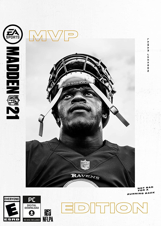 Madden NFL 21 MVP - PC [Online Game Code]