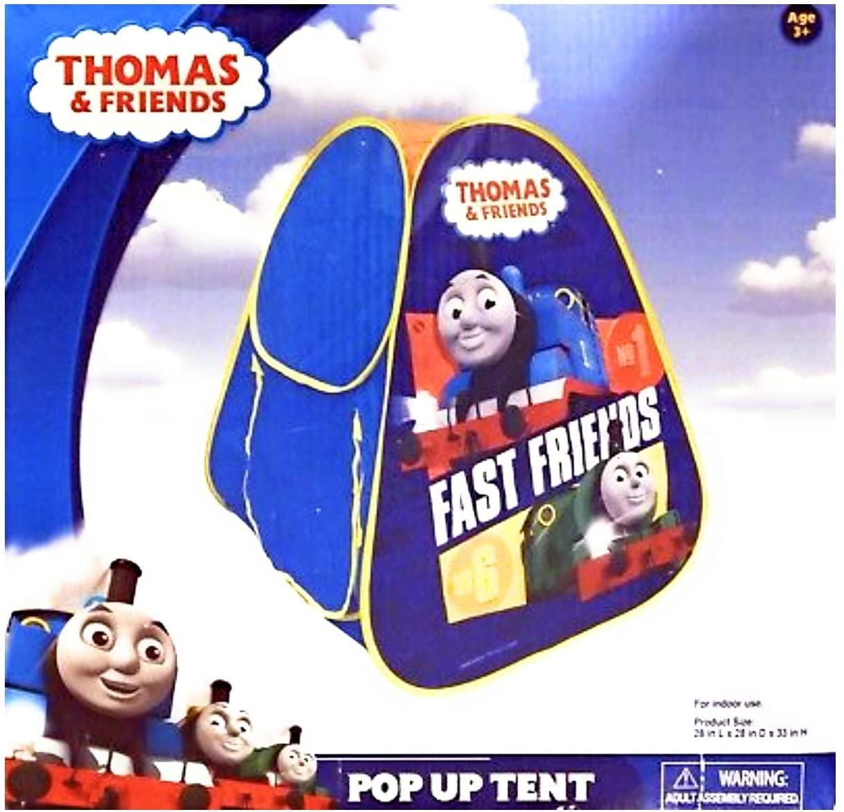 Hit Entertainment Thomas and Friends Pop Up Tent
