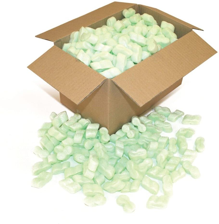 Masterline Loosefill S-shaped Recycled Biodegradable Polystyrene 0.425 cu m Ref 65804