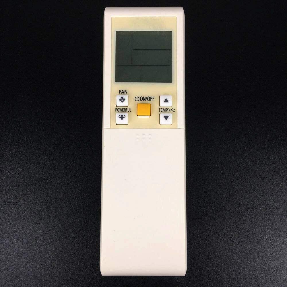 Calvas New For Daikin FTXN15KVJU FTXN18KVJU FTXN24KVJU ARC452A12 FTXS20G2V1B FTXS25G2V1B FTXS35G2V1B Air Conditioner Remote Control
