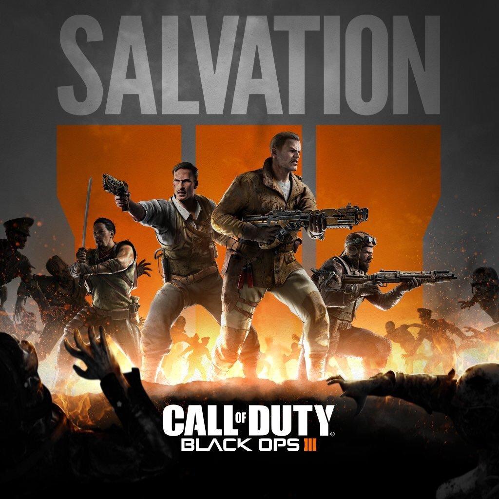 Call Of Duty: Black Ops III: Salvation DLC - PS4 [Digital Code]