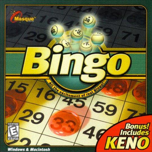 Masque Bingo & Keno (Win/Mac)