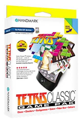 Tetris Classic Game Pak 9 Classic Games Including Tetris - PC/Mac
