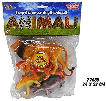 Garden Toys 3.TG24688 Savannah Bag with Sound
