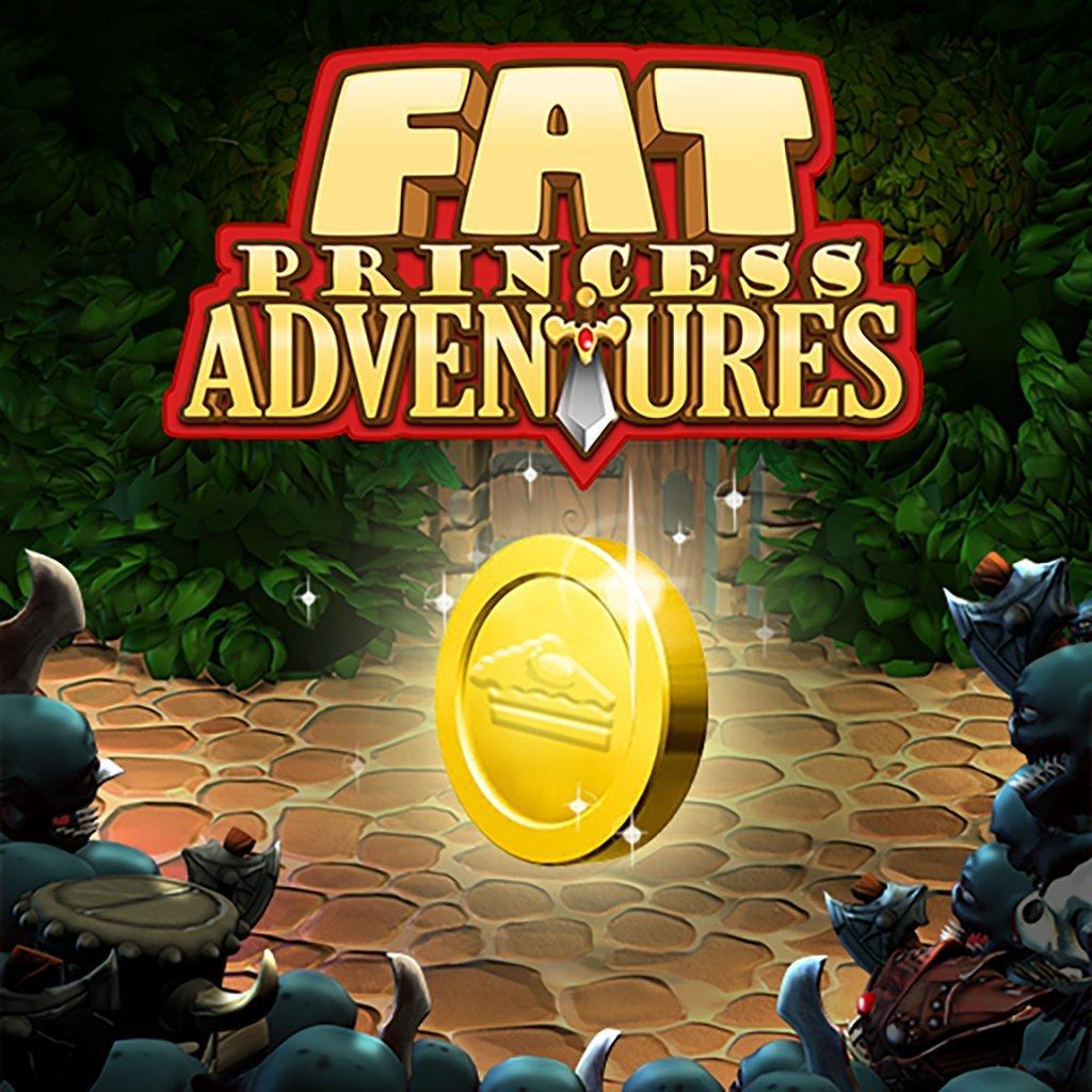 Fat Princess Adventures - AU Yeah! - 5 HR Booster Pack - PS4 [Digital Code]