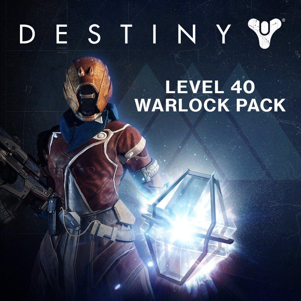 Destiny - Level 40 Warlock Pack - PS4 [Digital Code]