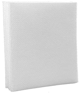 LifeSupplyUSA 8 Pack Replacement Post-Filter Sleeves Filters Compatible with IQAir GC Series Air Cleaner Purifiers, 102 50 10 00