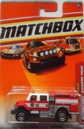 Matchbox 2010 Emergency Response 52 of 100 International Brushfire Truck