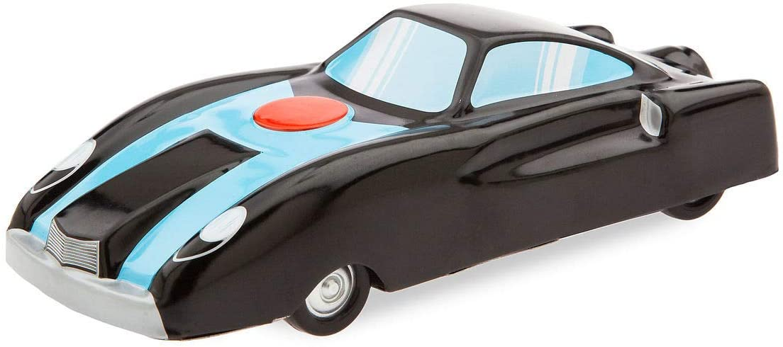 Disney The Mr. Incredibile Tin Pullback Toy Car - Incredibles 2