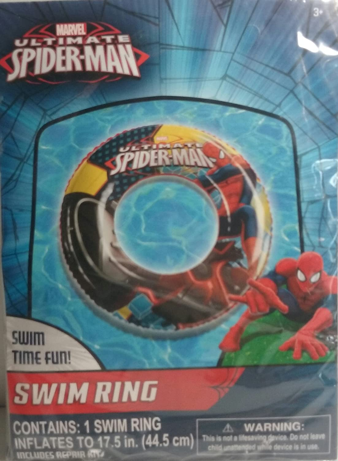 What Kids Want Marvel Ultimate Spider-Man 17.5 in Pool Swim Ring