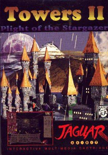 TOWERS II Atari Jaguar Game NEW SEALED