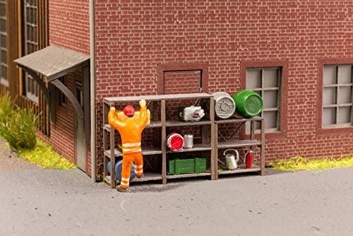 Noch 14203 Industrial Shelves Landscape Modelling