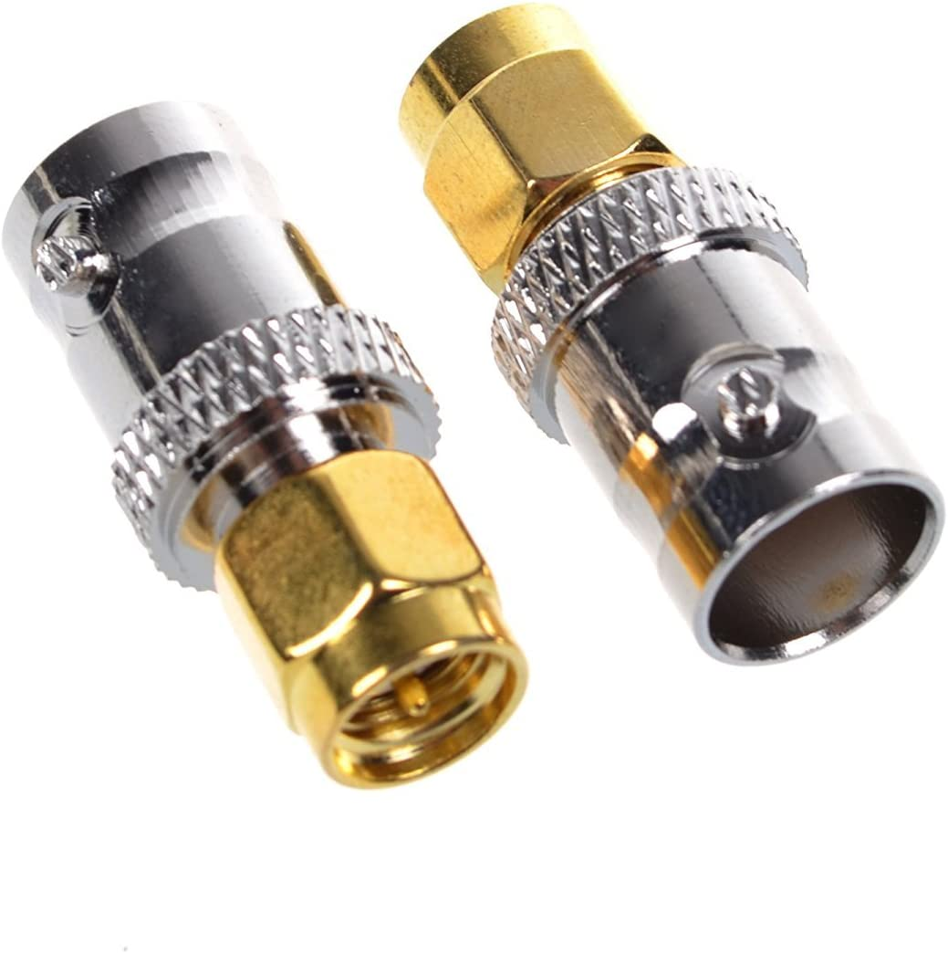 Generic SMA Male to BNC Female RF Adapter (2)