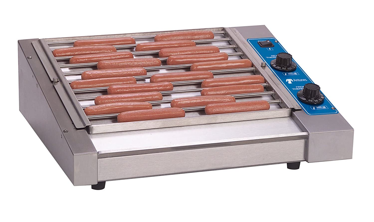 Antunes 9300320 HDC-21A Hot Dog Corral, 23.13
