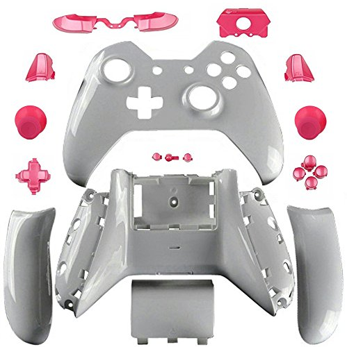 ModFreakz® Shell/Button Kit Arctic Collection - Arctic Pink For Xbox One Model 1697 Controllers