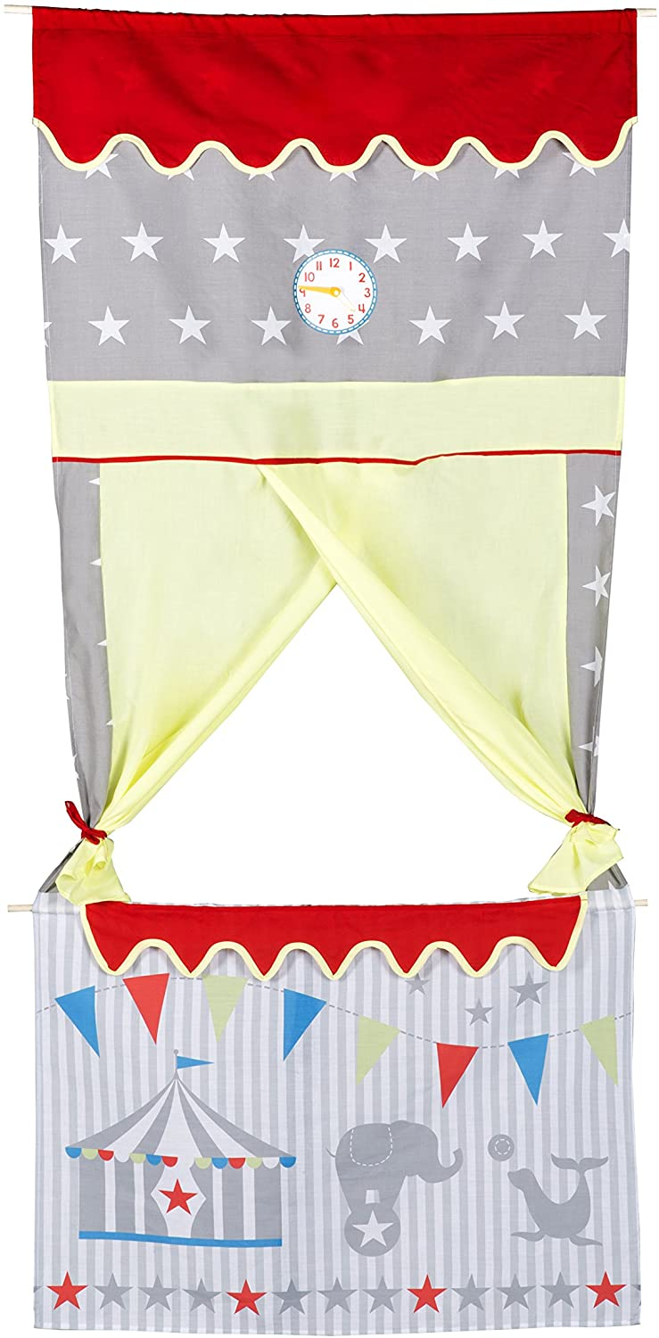 roba-kids – Theatre of guiñol Wall, Multicolor, Single (7103)