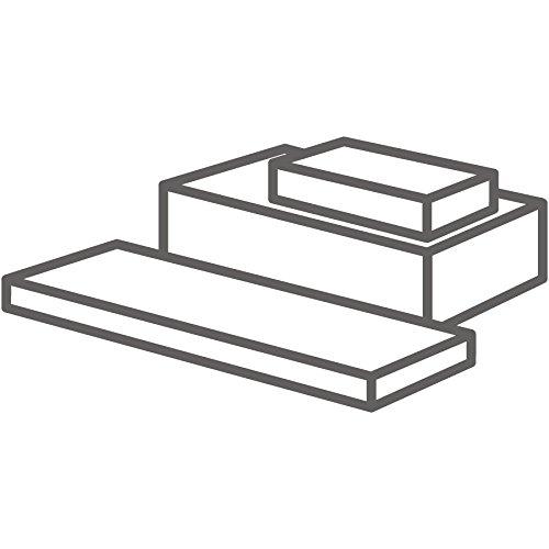 PTFE (Teflon) Rectangular Bar 1/8