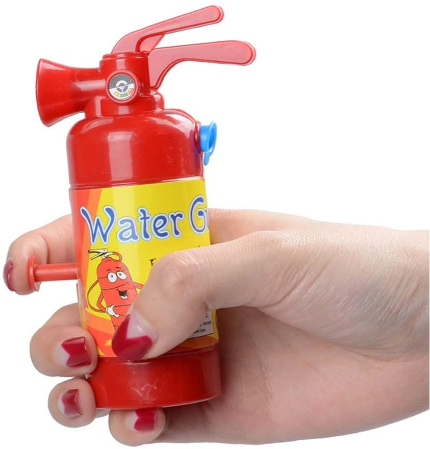 George Jimmy 4 Pcs Mini Water Gun Squirt Guns Beach Toy Summer Gifts/Random Color, #04