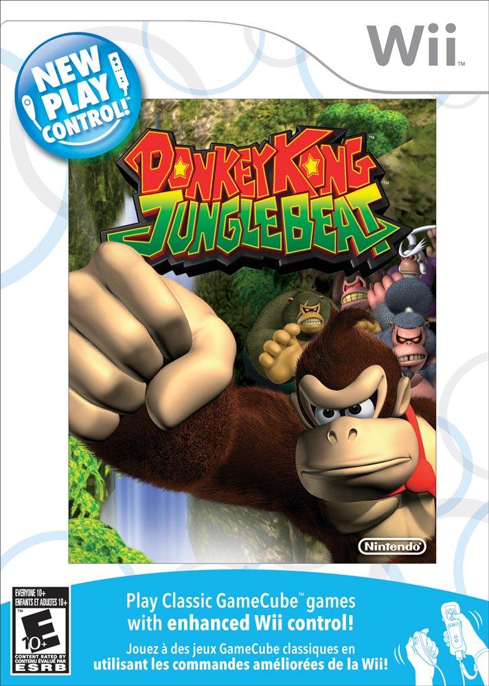 New Play Control! Donkey Kong: Jungle Beat