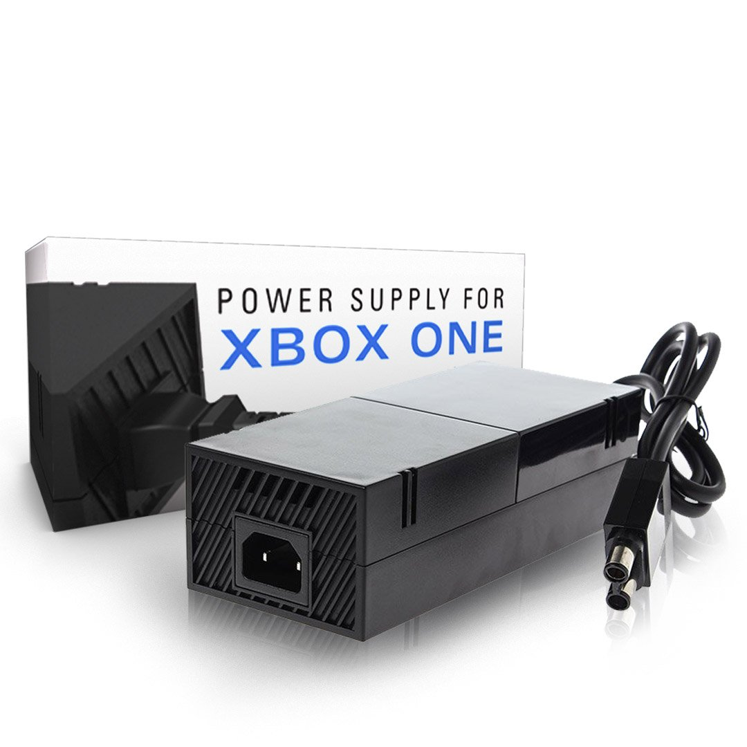 Xbox One Power Supply - Certified and Quiet - AC Adapter - Premium Xbox One Accessories