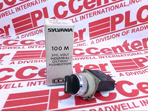 JOSLYN CLARK 100M-CA1A SELECTOR Switch 2POS 1NO/1NC