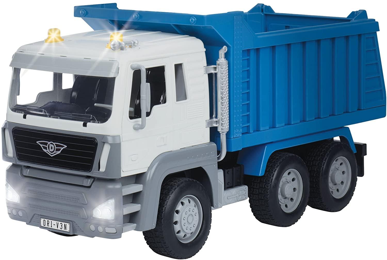 Driven by Battat - Dump Truck Vehicle