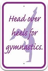 Sign: Head Over Heels