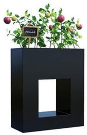 QNN Plant Stands,Pot Rack Flower Stand- Planting Flower Pot Outdoor Tea Shop Door Decoration Flower Pot Creative Floor Flower Box Decorative Flower Pots,703080Cm,703080Cm