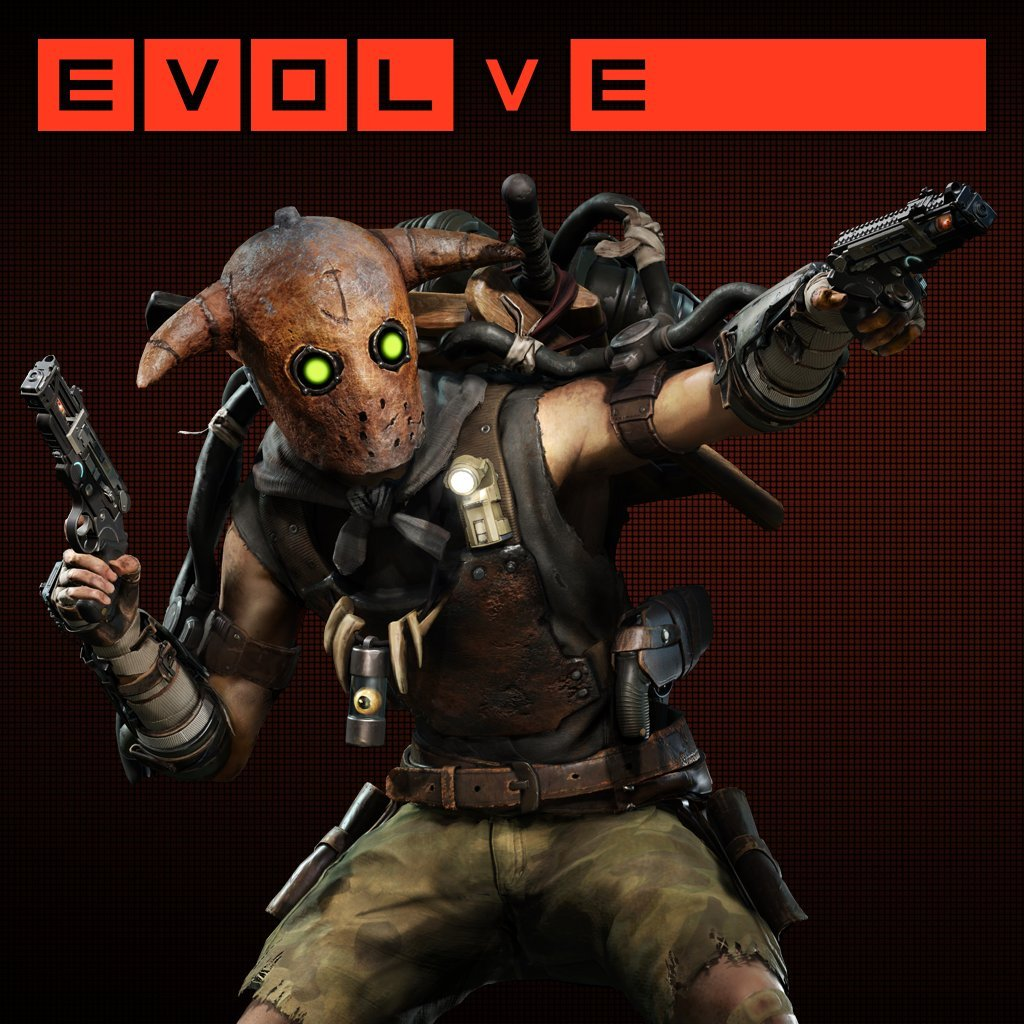 Evolve: Jack - PS4 [Digital Code]
