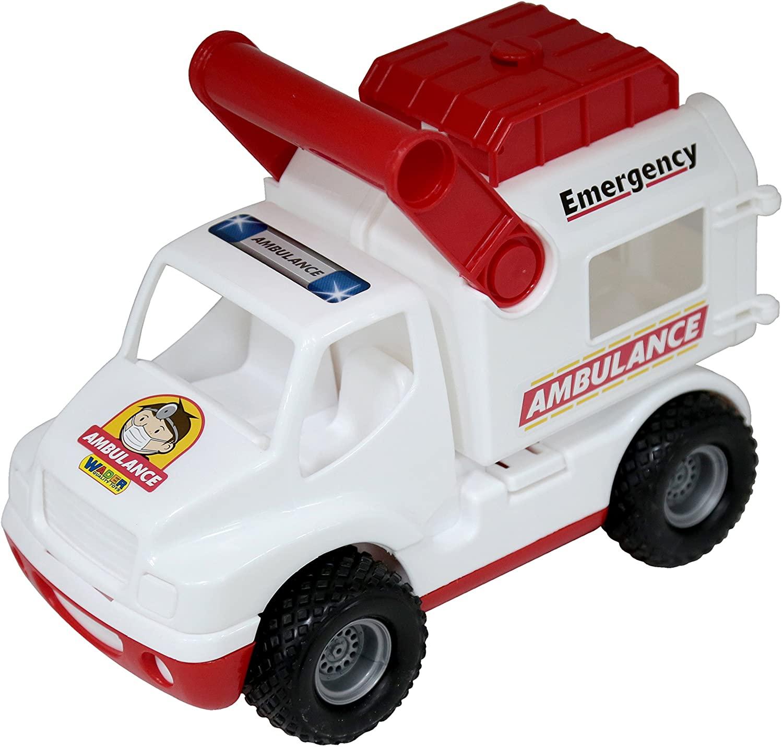 Polesie Polesie0490 Ambulance Vehicle Toy