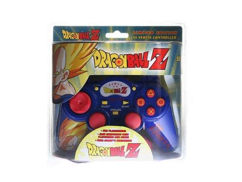 Dragonball Z SS Vegeta Controller Limited Edition Playstation 2 Dualshock 2