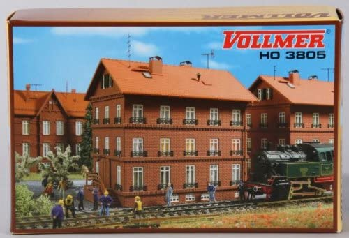 Vollmer V3805 Railroadman House Kit