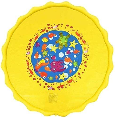 AA-SS Variety of Water Spray Pads Children Outdoor Lawn Game Sprinkler Pad Indoor Spray Gun Sprinkler Game Waterproof Pad