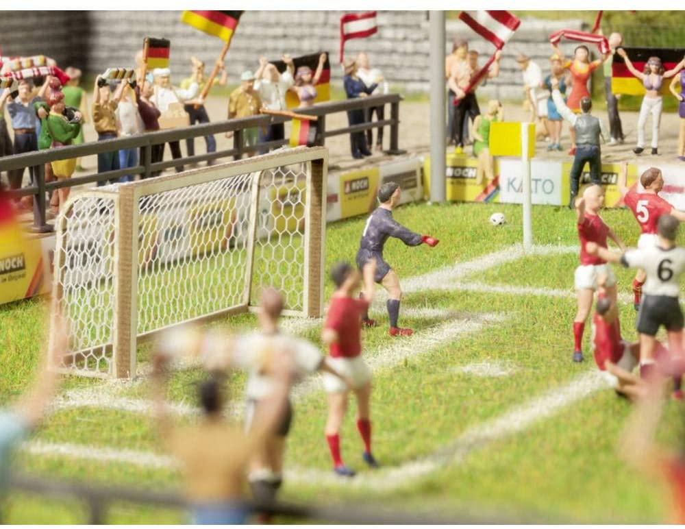 Noch 14399 Football Goals and Corner Flags Landscape Modelling