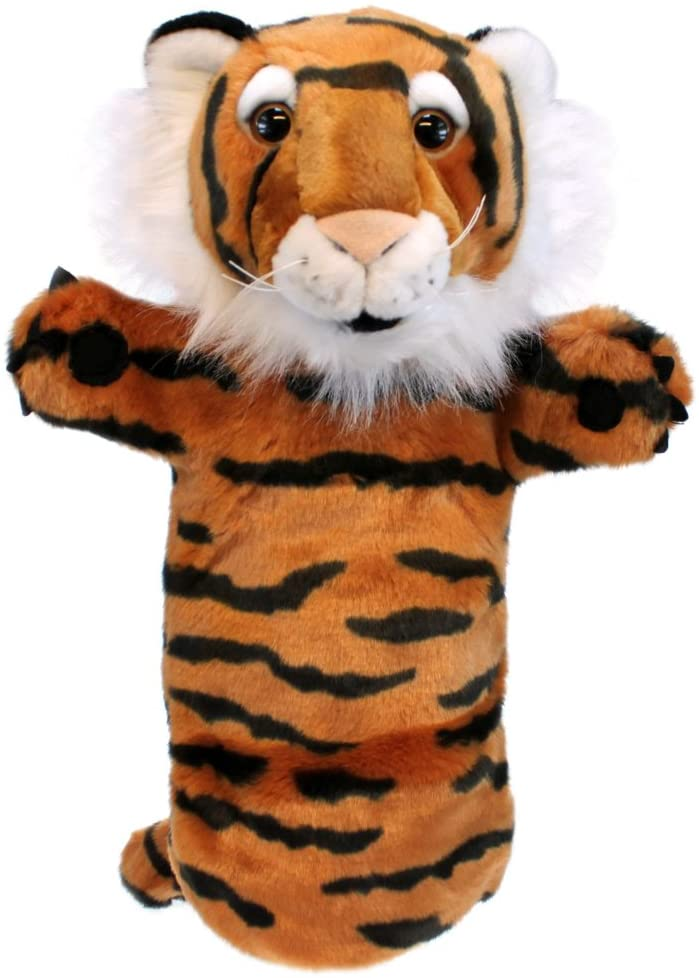 The Puppet Company Long-Sleeves Tiger Hand Puppet