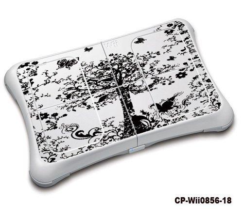 Wii Fit Matte Crystal Skin Sticker,Wii0856-18
