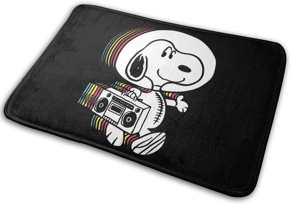 N/C Snoopy Floor Mats Carpets Carpets for Living Room and Bedroom Interiors
