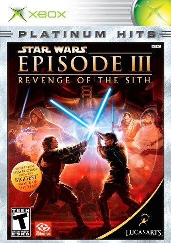 Star Wars Episode III Revenge of the Sith - Xbox (Renewed)