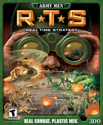 Army Men Real Time Strategy - PC