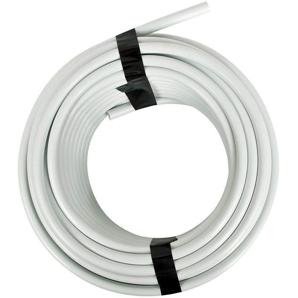 Maxx Flex 5113100100 Flexible PVC Opaque Vinyl Tubing, BPA Free and Non Toxic, 1