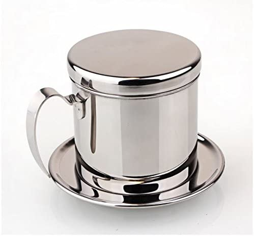 Express$ 1PC Vietnamese stainless steel filter/Espresso Coffee Maker Percolator