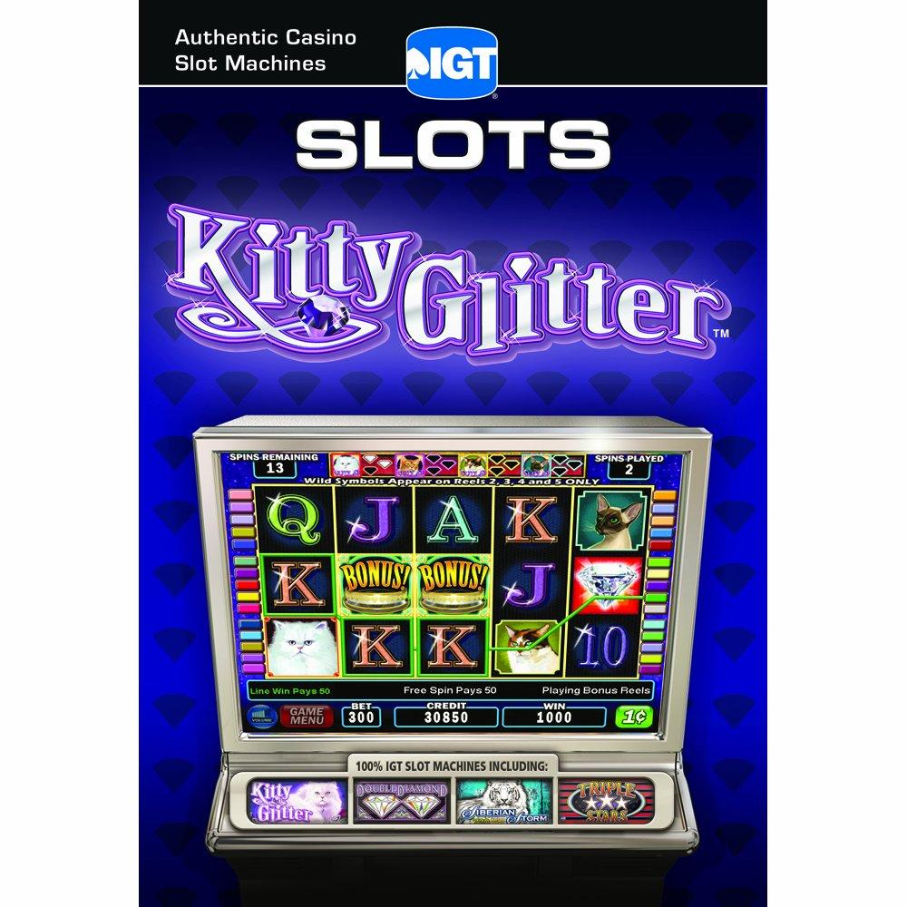 IGT Slots Kitty Glitter Mac [Download]
