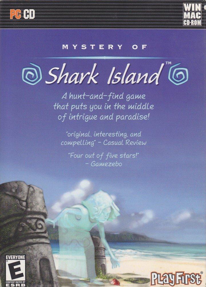 Mystery of Shark Island - PC/Mac