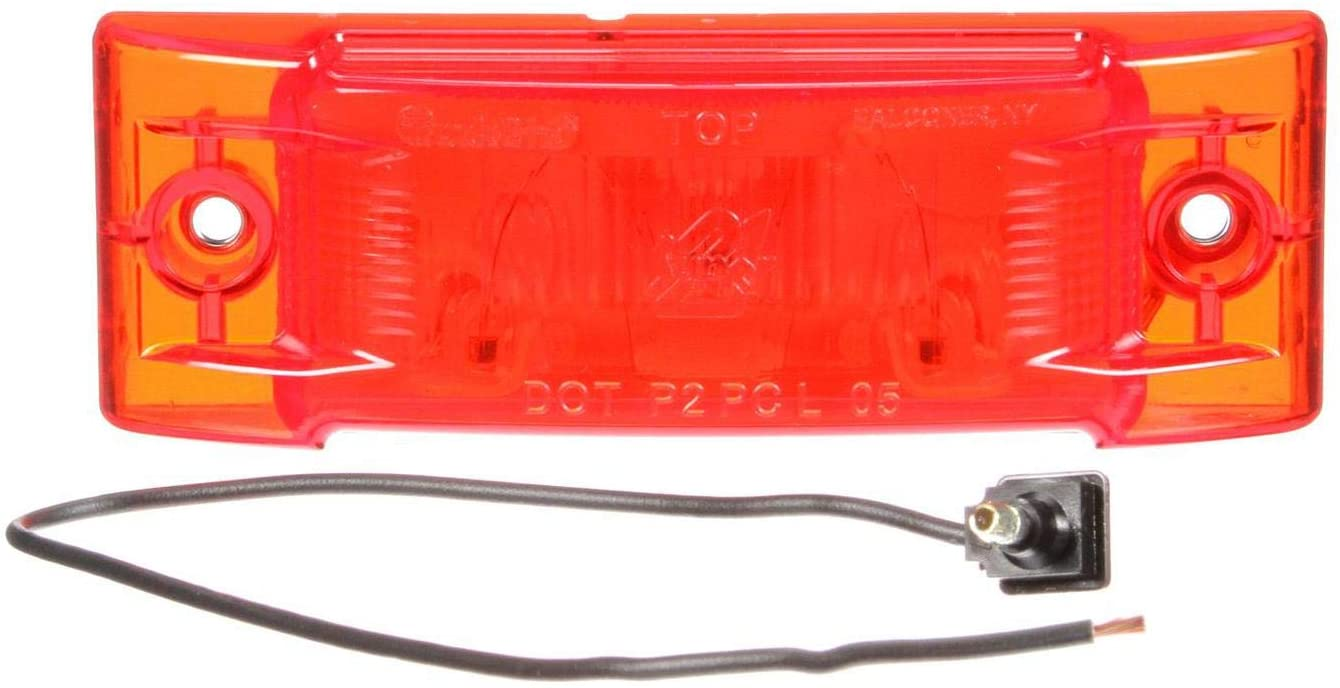 Truck-Lite 21001R Red Super 21 Marker Light