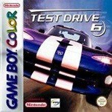 Test drive 6 - Game Boy Color - PAL