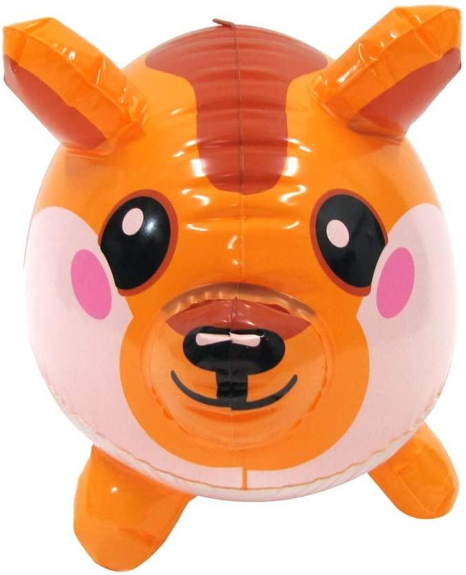 Treasure Gurus Hamster Inflatable Swimming Pool Water Float Kid Adult Blow Up Party Toy Pet Animal Floaties