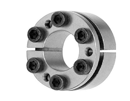 Lovejoy 1350 Series Shaft Locking Device, Metric, 90 mm shaft diameter x 130mm outer diameter of shaft locking device, 6387 ft-lb Maximum Transmissible Torque