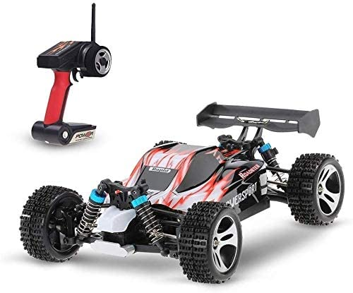 Xuess Rc Off-Road Remote Control Stunt Car 1:18 Remote Control Electric Intelligent Car 2.4GHz Buggy 4WD RC Car High Speed Off-Road Drift Cars Toys Car Gift for Adults Kids Child
